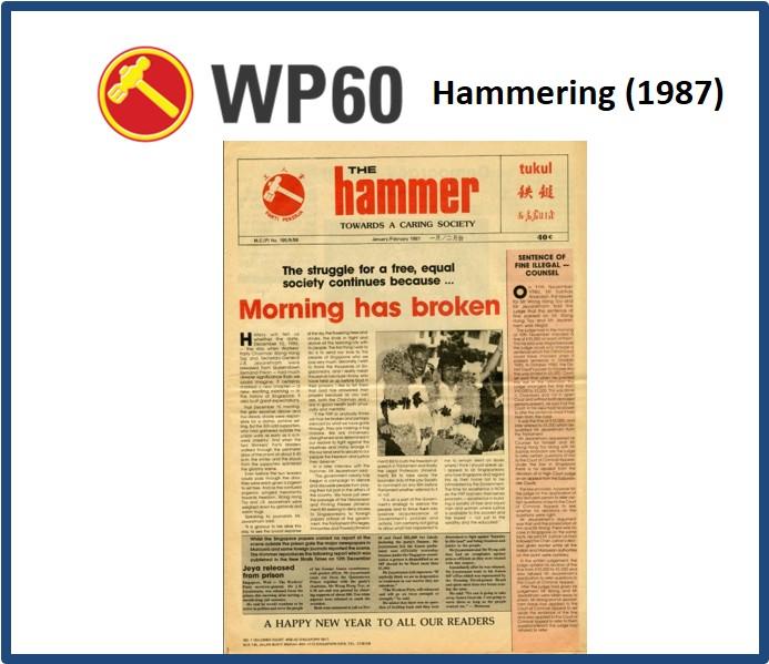 Hammering 1987