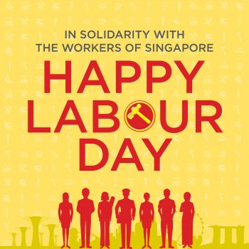 The Workers' Party Labour Day Message 2019